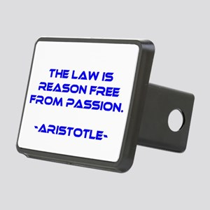 The law is reason free from passion. Hitch Cover
