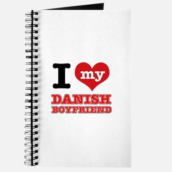 I love my Danish Boyfriend Journal