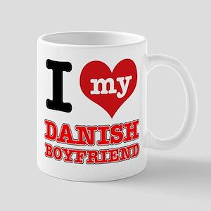 I love my Danish Boyfriend Mug