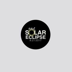 Solar Eclipse 2017 Mini Button