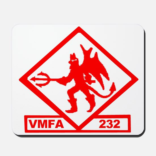 VMFA 232 Red Devils Mousepad