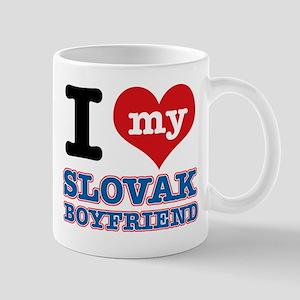 I love my Slovak Boyfriend Mug