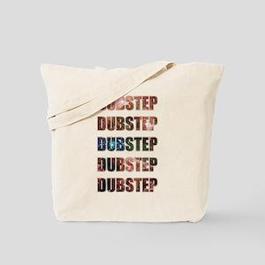 Dubstep - Cosmic Tote Bag