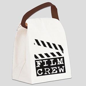 Film Crew Canvas Lunch Bag