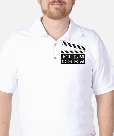 Film Crew Golf Shirt