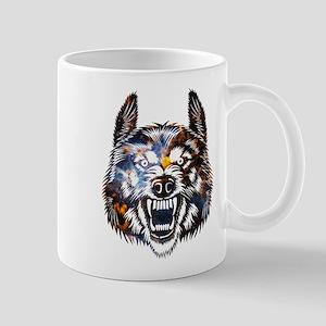 Cosmic Wolf Mug