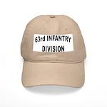 63RD INFANTRY DIVISION Cap