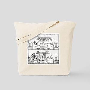 Afternoon Nap - Tote Bag