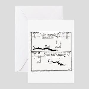 Jack Russell Walkies - Greeting Card
