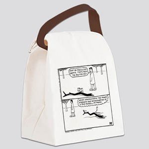 Jack Russell Walkies - Canvas Lunch Bag