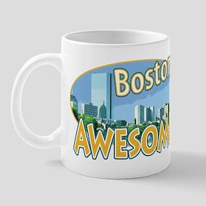 Awesome Boston B&O Mug