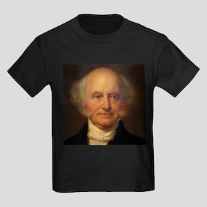 Martin Van Buren Kids Dark T-Shirt