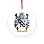Brewin Ornament (Round)