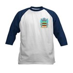 Brewer Kids Baseball Jersey