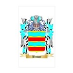 Brewer Sticker (Rectangle 50 pk)