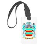 Brewer Large Luggage Tag
