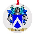 Breuls Round Ornament