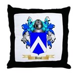 Breul Throw Pillow