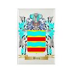 Breu Rectangle Magnet (100 pack)