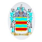 Breu Ornament (Oval)