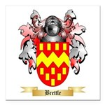Brettle Square Car Magnet 3