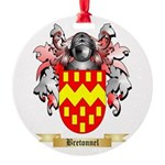 Bretonnel Round Ornament