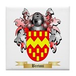 Bretoni Tile Coaster