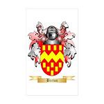 Breton Sticker (Rectangle 50 pk)
