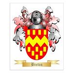 Breton Small Poster