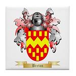 Breton Tile Coaster
