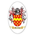 Bretillon Sticker (Oval 50 pk)