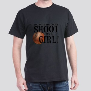 Shoot Like a Girl T-Shirt
