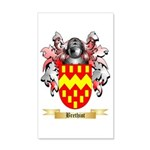 Brethiot 20x12 Wall Decal