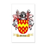 Brethiot 35x21 Wall Decal