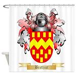 Brethiot Shower Curtain