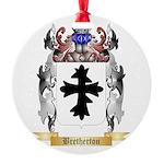 Bretherton Round Ornament
