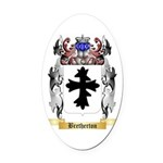 Bretherton Oval Car Magnet