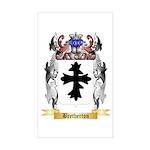 Bretherton Sticker (Rectangle)