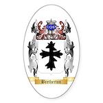 Bretherton Sticker (Oval 10 pk)
