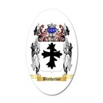 Bretherton 20x12 Oval Wall Decal