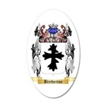 Bretherton 35x21 Oval Wall Decal