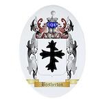 Bretherton Ornament (Oval)