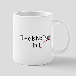 No TEAM in I Mug