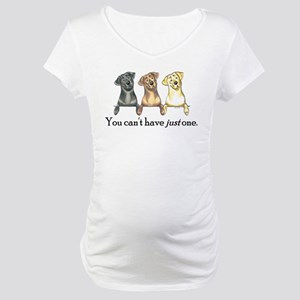 Just One Lab Maternity T-Shirt