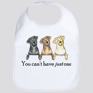 Just One Lab Bib