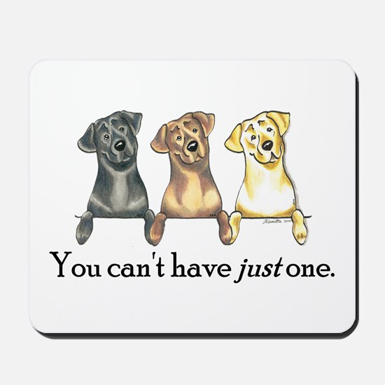 Just One Lab Mousepad