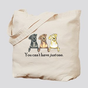 Just One Lab Tote Bag