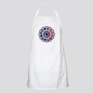 Starlight Zodiac Wheel Apron