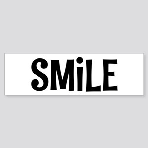 Smile Sticker (Bumper)