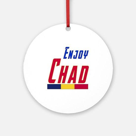 Chad Designs Ornament (Round)